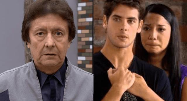 """Adolfo Chuiman volvió a pronunciarse tras la denuncia de Mayra Couto de acoso sexual contra Andrés Wiese y llamó """"palomilladas"""" a lo que ocurría en el set."""