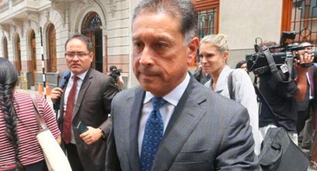 Ordenan levantar impedimento de salida para Gerardo Sepúlveda