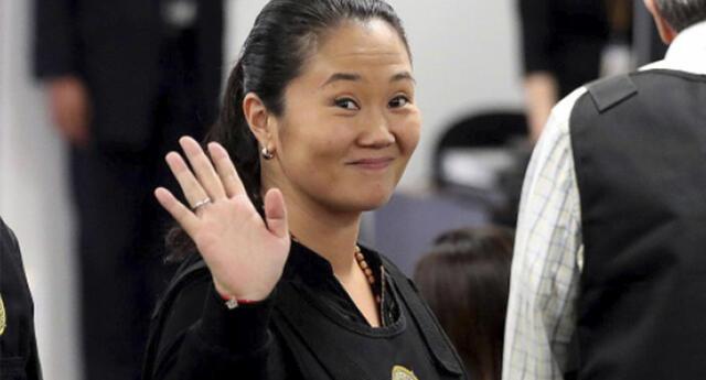 Keiko Fujimori se pronunció tras nuevos nombramientos en gabinete ministerial.