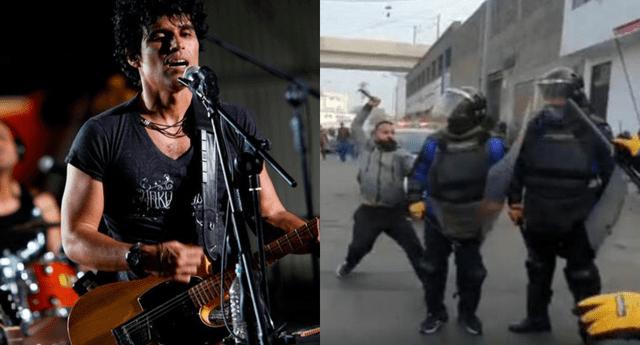 El cantante Pedro Suárez Vértiz culpó a la informalidad de muchos ambulantes por el número de casos de fallecidos por coronavirus en Perú.