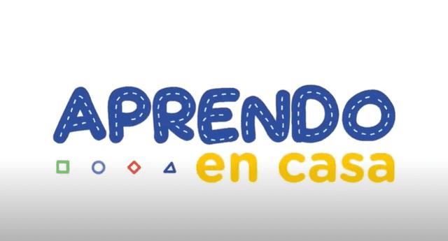 Aprendo en casa online vía TV Perú HOY viernes 17 de julio.