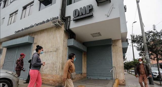 ONP: ¿Cómo será el retiro de los aportes de los ciudadanos, según el proyecto del Congreso de la República?