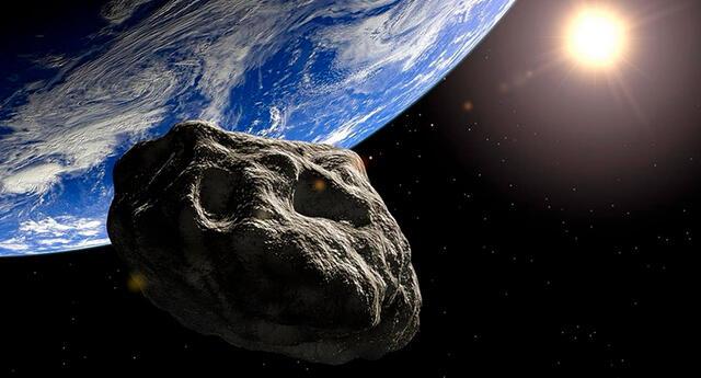 """NASA lanza alerta sobre un """"peligroso"""" asteroide acercándose a la Tierra"""