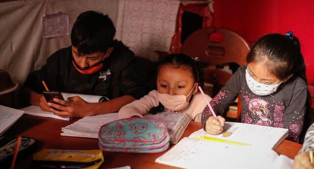 Aprendo en casa: conoce las actividades y recursos que emplea Minedu para la educación de los estudiantes de inicial, primaria y secundaria.