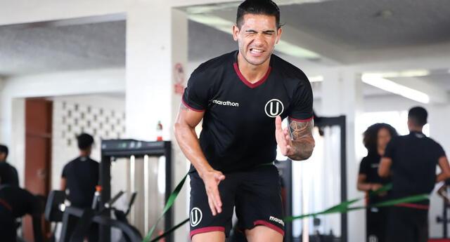 Jonathan Dos Santos es uno de los fichajes más importantes de Universitario de Deportes.