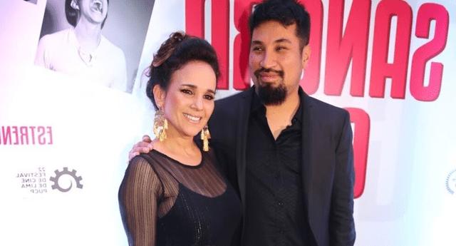 Érika Villalobos se mostró emocionada sobre la posibilidad de ser madre nuevamente a través de la adopción, y confesó que lo conversó con Aldo Miyashiro.