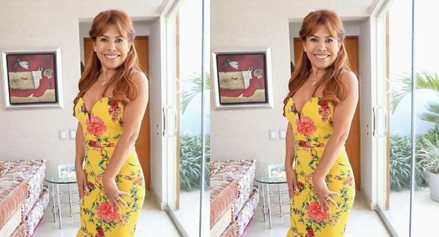 Magaly Medina regresa más deslenguada que nunca