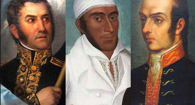 Fiestas Patrias 2020: Quiénes son los precursores y próceres de la independencia de Perú