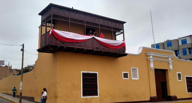 Balcón de Huaura