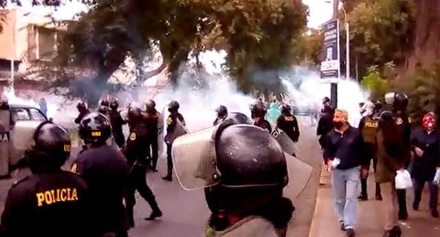 Generan disturbios a favor del dióxido de carbono