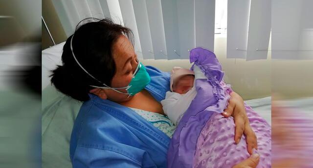 bebés nacieron en los primeros minutos del 28 de julio.