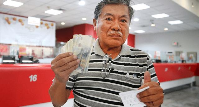 ONP: CONSULTA AQUÍ cómo solicitar la devolución de 4 300 soles de tus aportes