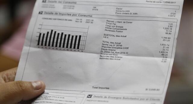 Para saber si eres beneficiario del bono electricidad debes saber cuál es tu número de suministro y aquí te enseñamos dónde encontrarlo.