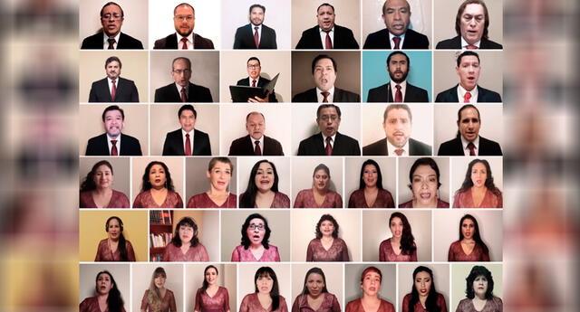 Coro Nacional del Perú