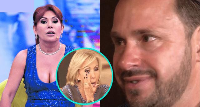 Cristian Zuárez amenaza con demandar por difundir videos y conversaciones privadas.