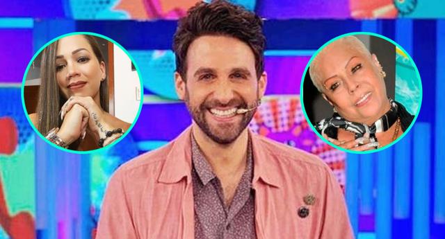 Rodrigo González se burló de los gustos de Melissa Klug y Lucía de la Cruz con un peculiar comentario en redes sociales.