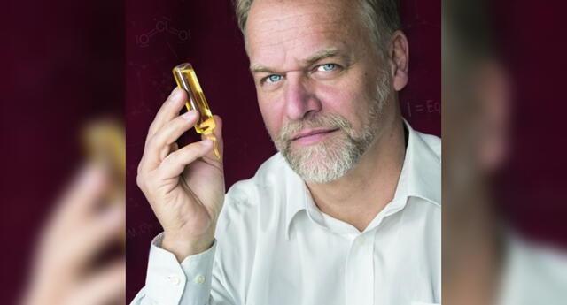 Andreas Ludwig Kalcker, quien asegura ser investigador.