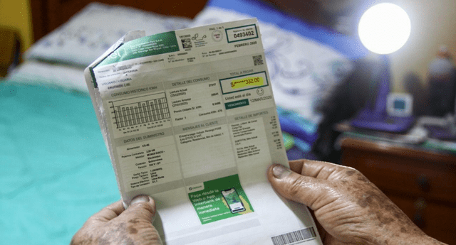 Cómo pagar recibo de luz ENEL por Internet