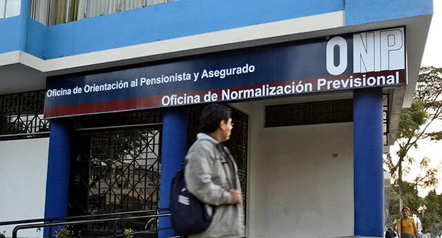 Aprueban devolución del 100% de aportes a ONP.