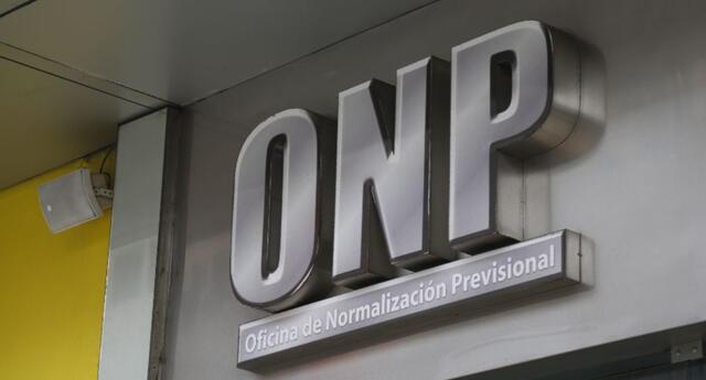 Retiro ONP:  consulta cómo ver estado de cuenta y cuánto tengo ahorrado con DNI