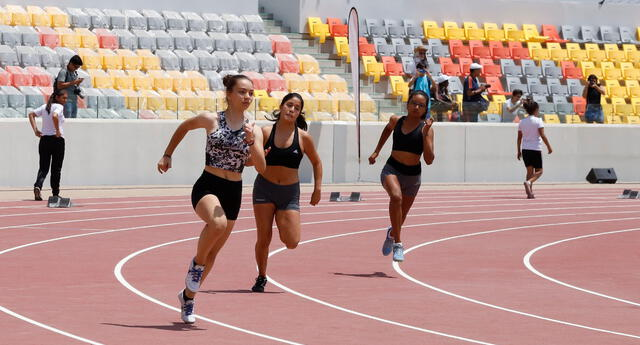 Los Juegos Nacionales tienen como objetivo la captación de nuevos talentos