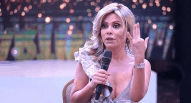 """Gisela Valcárcel se molestó al recibir críticas de algunos """"trolls"""" en sus redes sociales y soltó tremendo comentario para defenderse."""