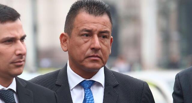Jhosept Pérez Mimbela, congresista de Alianza para el Progreso.