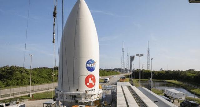 La NASA indicó que su llegada está prevista para el próximo año 2021.