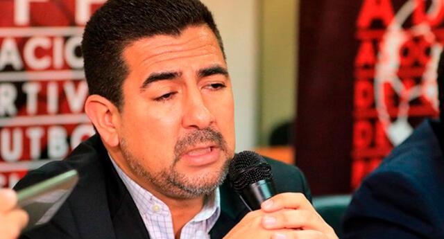 El administrador de Universitario, Carlos Moreno, fue suspendido por dos meses, con ello no podrá ejercer actividad relacionada al fútbol.