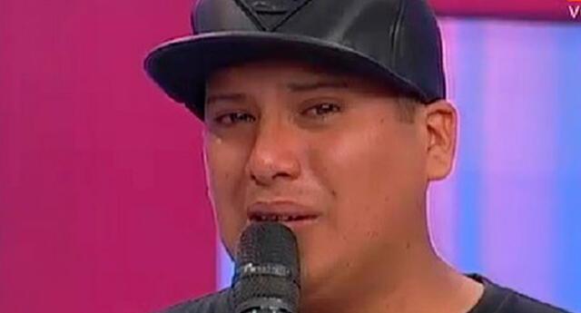 Luisito Caycho dijo que habla todos los días con Lucía de la Cruz.