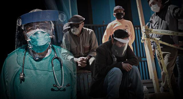 El experto en epidemiología y miembro del Grupo Prospectiva, César Cárcamo, señaló que a finales de este año uno de cada dos peruanos se habría infectado con el nuevo coronavirus (COVID-19).