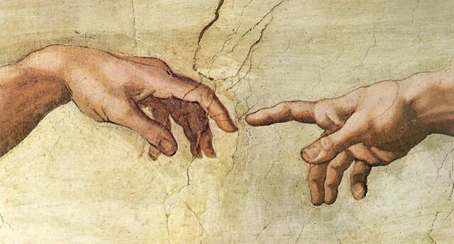 El creacionismo es la creencia religiosa de que el Universo y la vida se originaron «de actos concretos de creación divina»
