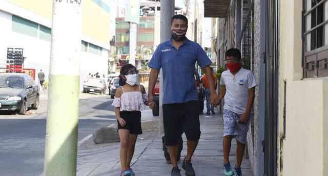 72 niños y adolescentes murieron por coronavirus en Perú.