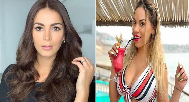 Aída Martínez asegura no tiene nada contra Laura Spoya.