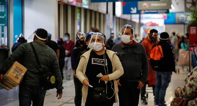 Minsa asegura que el 25 % de los limeños está infectados del coronavirus