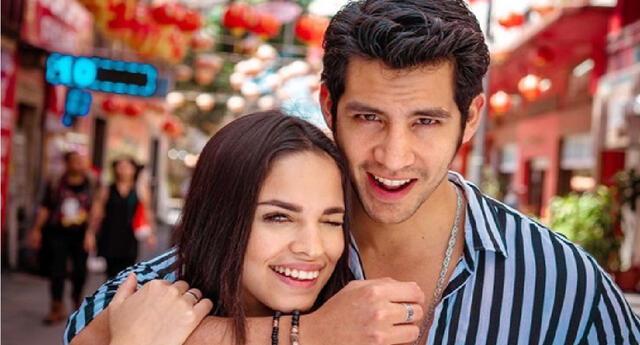 La actriz dejó bien claro que ya no está con Santiago Suárez.