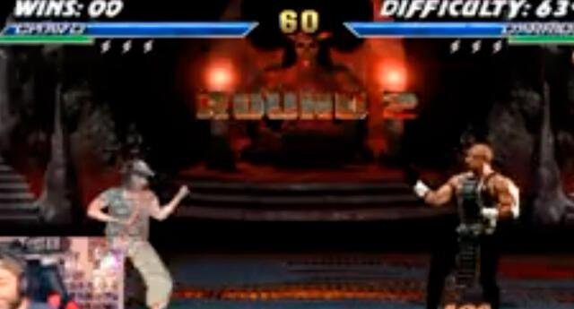 Chavo del ocho apareció en Mortal Kombat