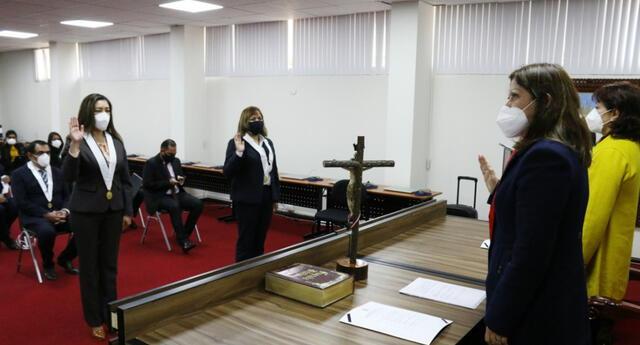 Corte Superior de Justicia del Callao.
