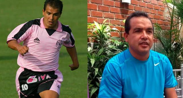 Alfredo Carmona recuerda su paso por el fútbol