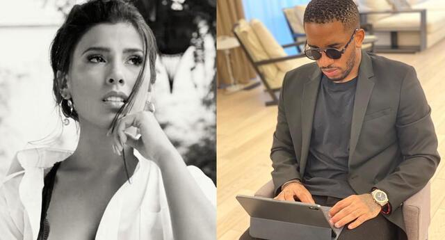 Jefferson Farfán y Yahaira Plasencia siguen dando la hora en redes sociales.