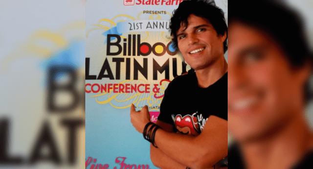 La revista Billboard realizó un artículo donde resaltó el trabajo de algunos artistas peruanos, y Pedro Suárez Vértiz se mostró emocionado de aparecer en la lista.