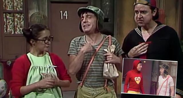 Creaciones de Chespirito quedaron grabadas en la memoria de todos.