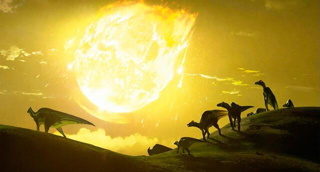 El periodo Cretácico fue el último tiempo en que vivieron los dinosaurios antes de su extinción.