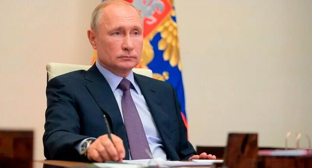 Vladimir Putin anuncia que Rusia registró la primera vacuna contra el COVID-19