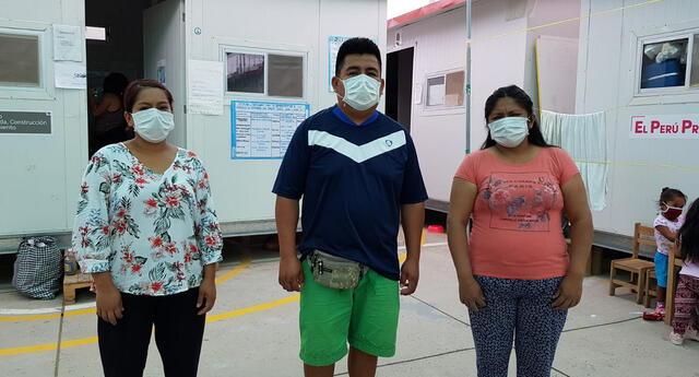 Damnificados de Villa El Salvador piden al gobierno que sea incluido en el padrón de beneficiados del bono.
