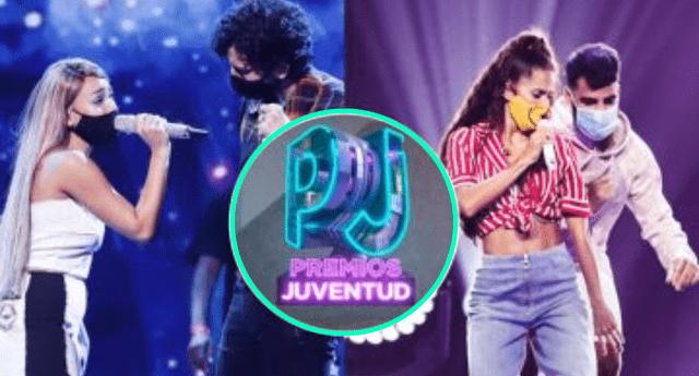 Los Premios Juventud 2020 serán conducidos por Sebastián Yatra y Ana Patricia Gámez esta noche, y te contamos cómo verlos en Perú.