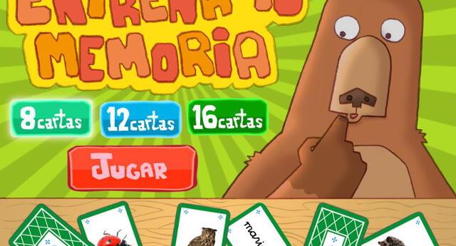 En la actualidad los juegos representan una de las mejores herramientas de enseñanza-aprendizaje.