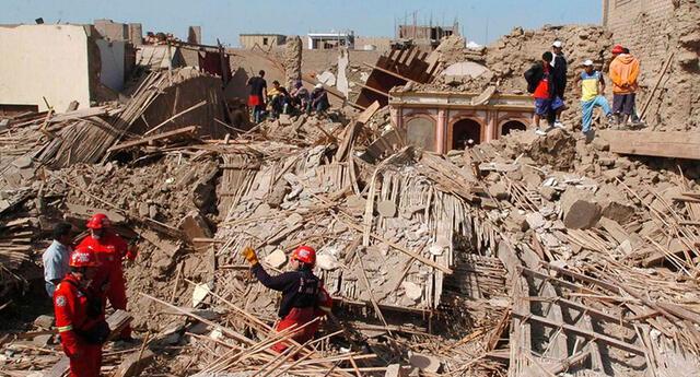 """Inició """"ConCiencia Geofísica"""" con el tema """"El terremoto de Pisco del 2007: Estado del Conocimiento sísmico y de tsunami, y lecciones aprendidas"""" vía Facebook Live del IGP."""