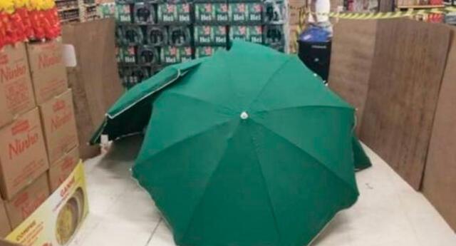 Hombre falleció dentro de un supermercado en Brasil