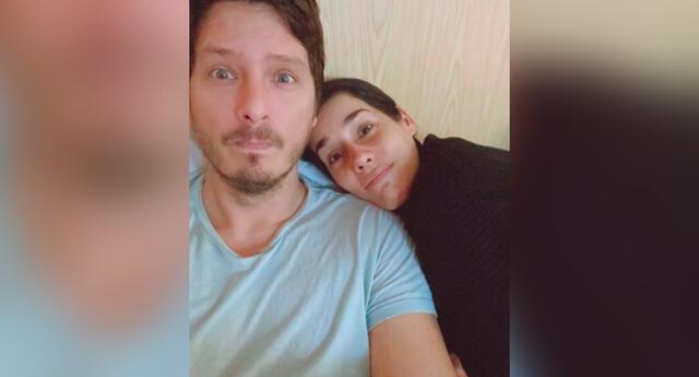La actriz Gianella Neyra le agradeció a su pareja Cristian Rivero por seguir juntos a pesar de los años.